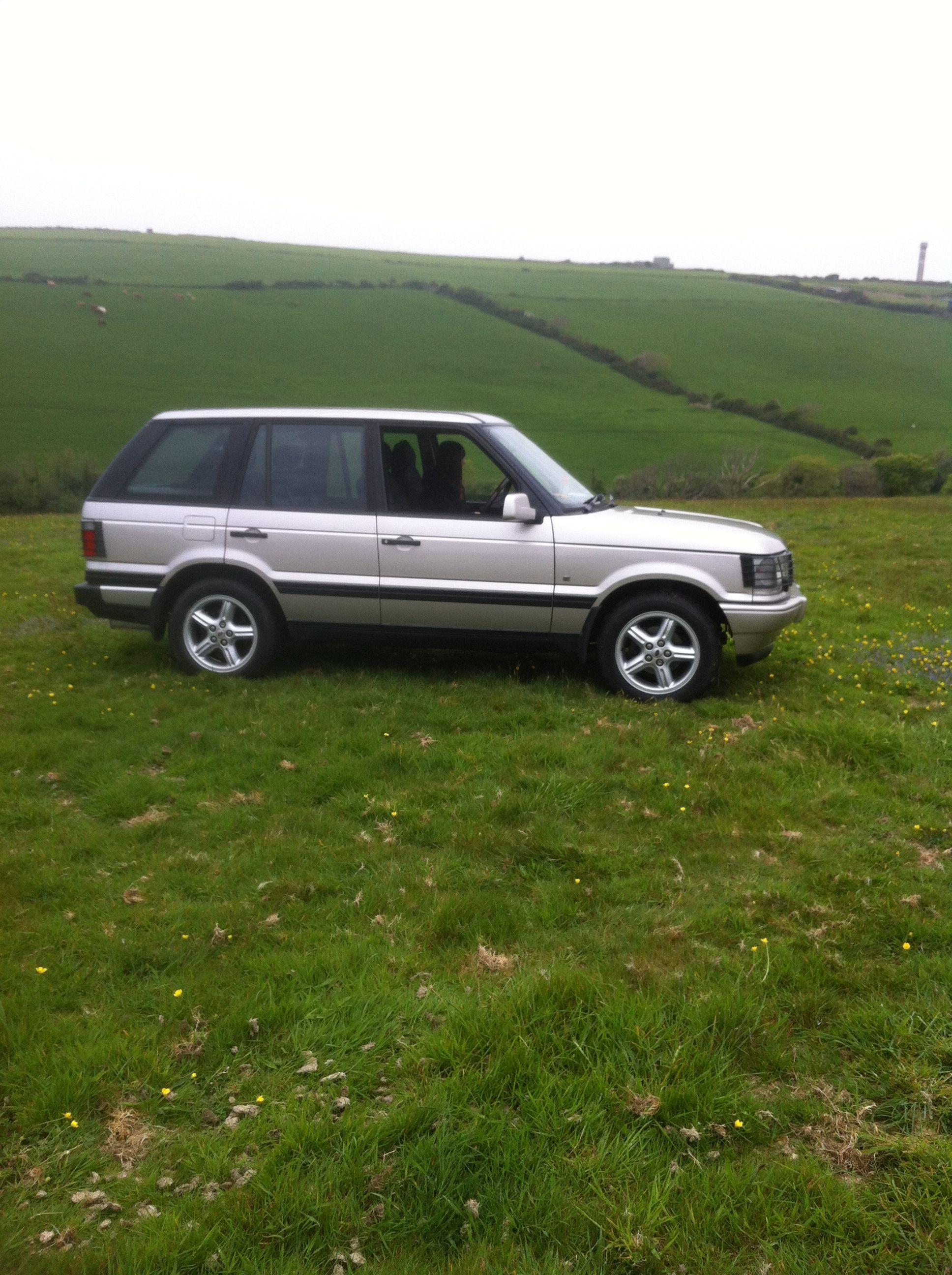 Range Rover P38 2002 2 5dhse Braemar