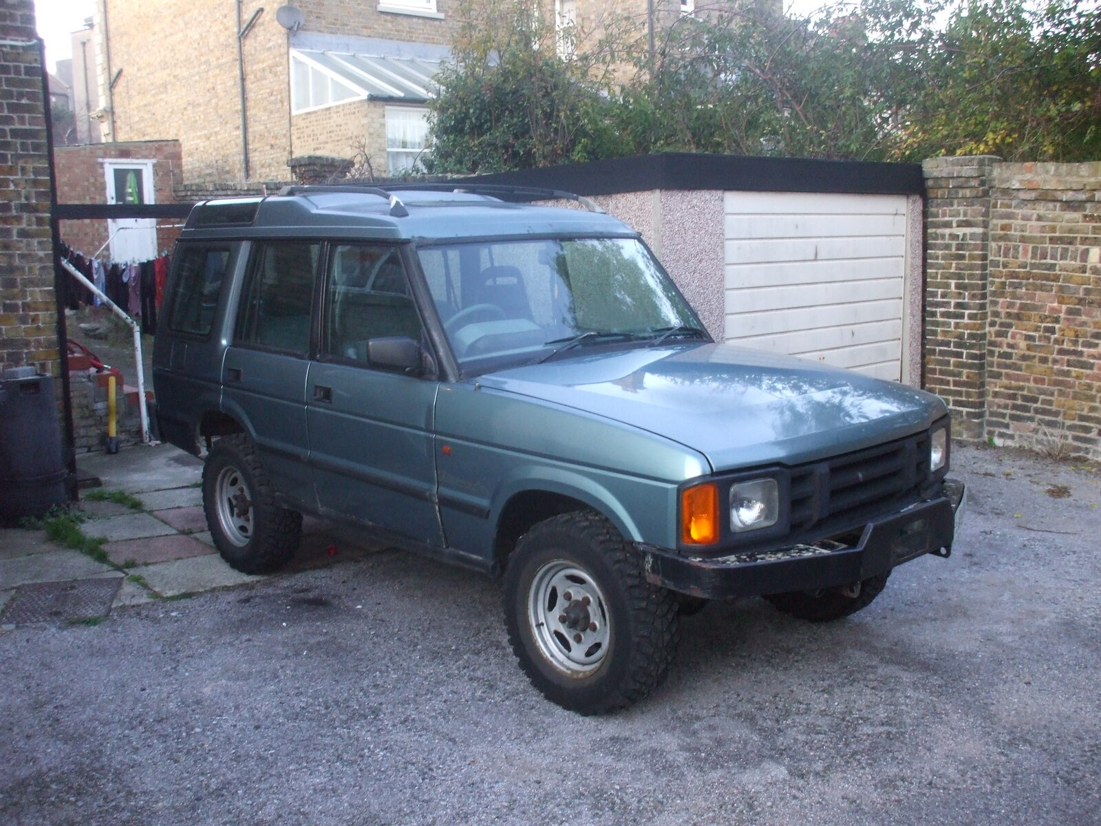 1993 land rover discovery 200tdi for sale | LandyZone - Land Rover
