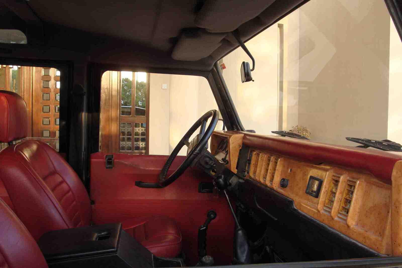 custom landrover new interior land rover premiere dashboard tv world carjam watch defender