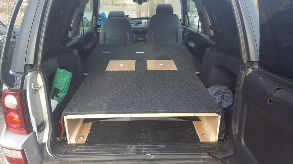 Freelander Camping Car Landyzone Land Rover Forum