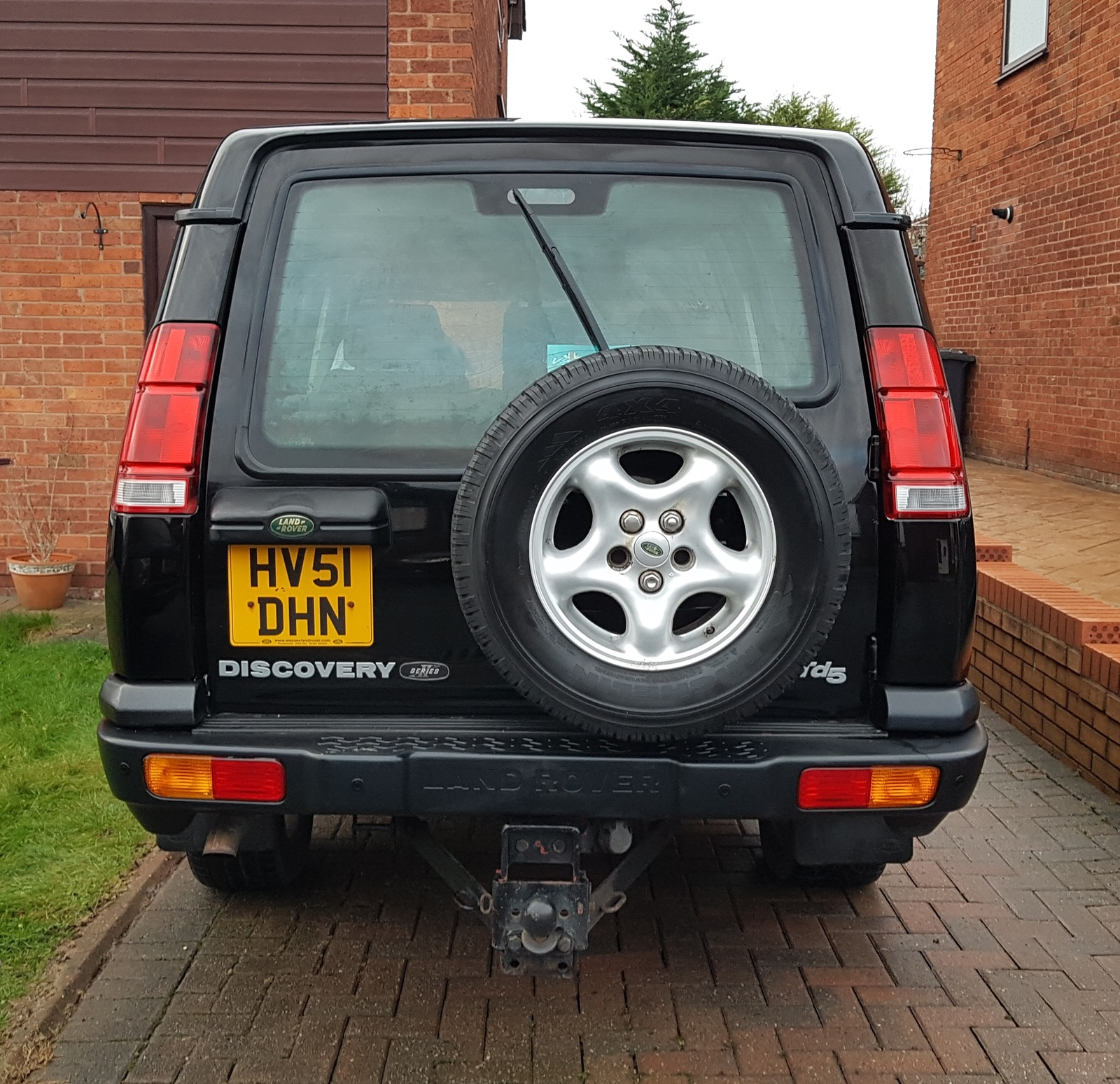Landrover Discovery 2 GS TD5 Auto 2001 (51