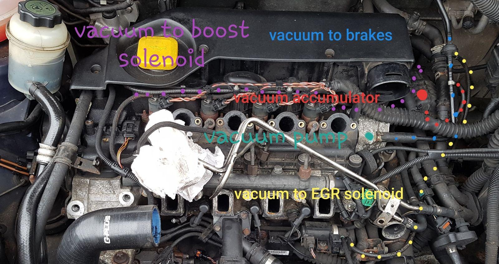 Td4 Vaccuum Pipe Diagram Request