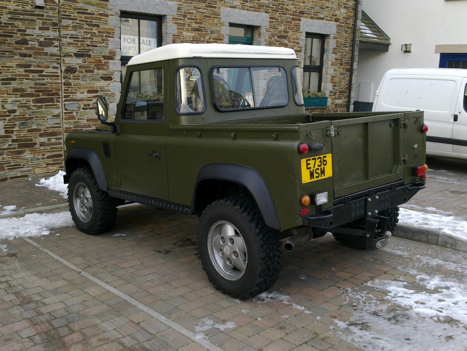 satin/matt/camo paint | LandyZone - Land Rover Forum