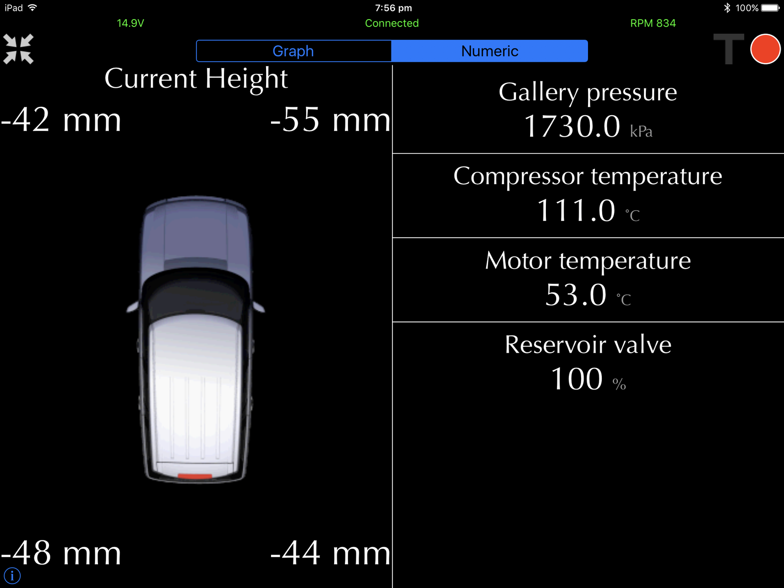 range rover sport suspension electrical fault? | LandyZone - Land