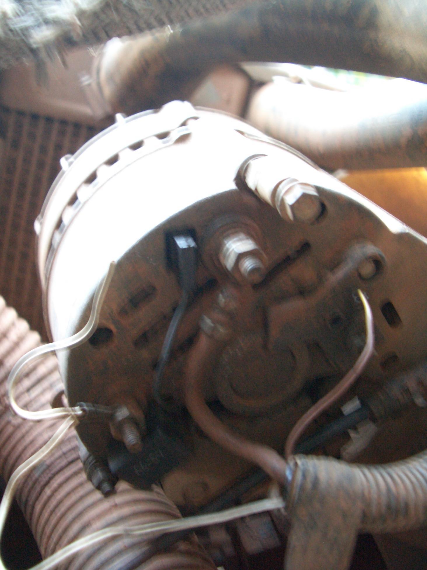 alternator wiring 200 tdi – Land Rover Discovery Alternator Wiring
