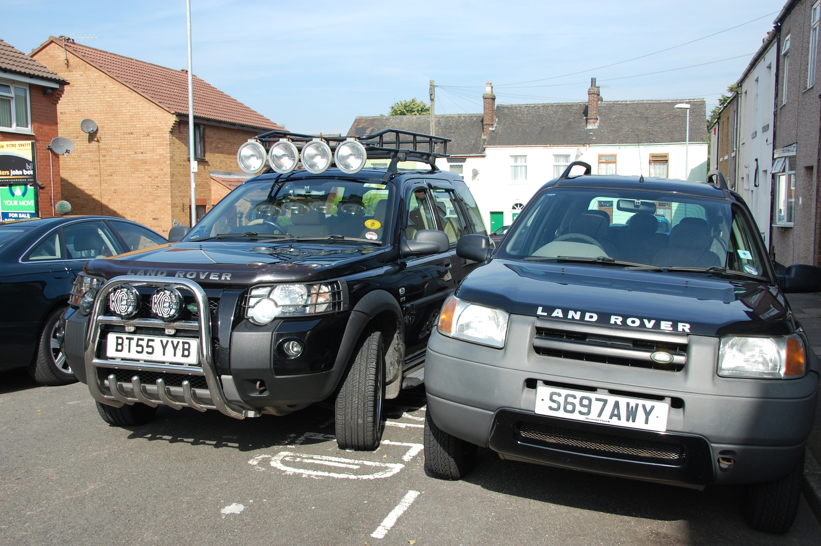specs landrover land information pictures parts freelander rover