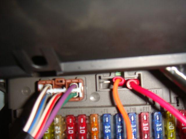 DRL wiring diagram – Freelander Wiring Diagram