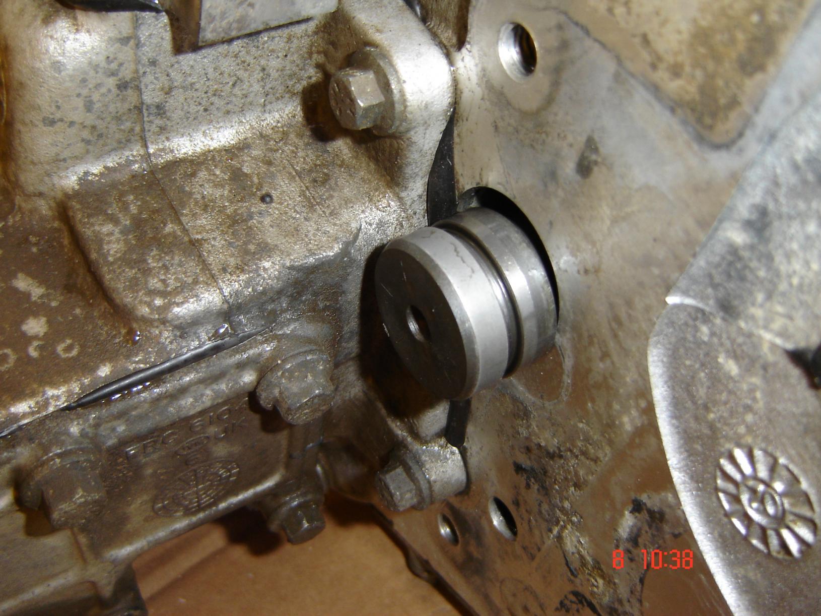 Land Rover Defender Td5 Transfer Box Removal Car Oil Leak Egr Valve Kit Source Auto Landyzone Forum