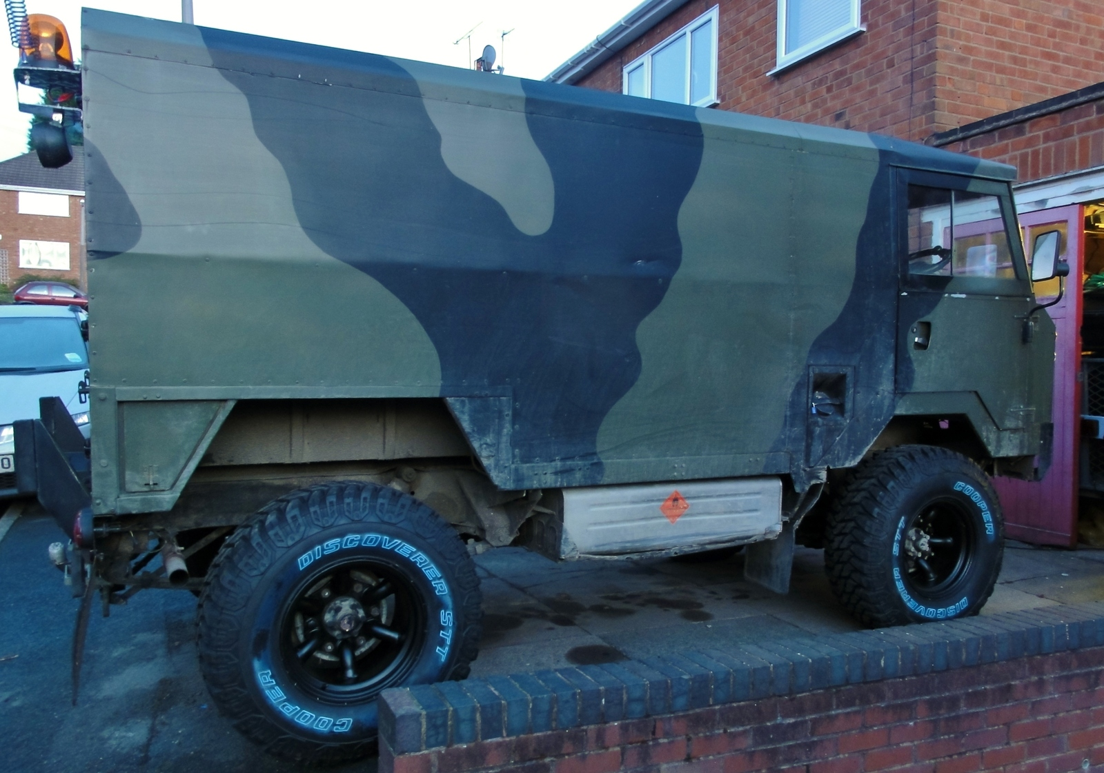 Shrek 101 Radio | LandyZone - Land Rover Forum
