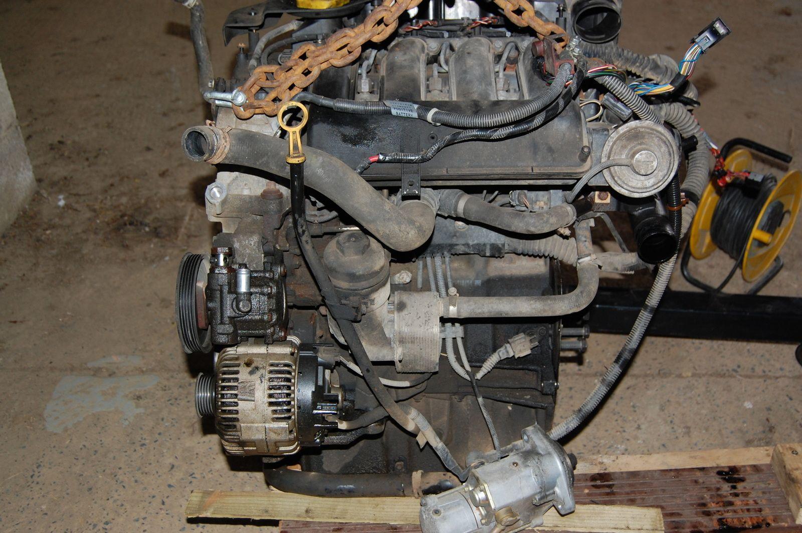 Freelander 1 - TD4 (completed) & V6 (completed) Rebuild