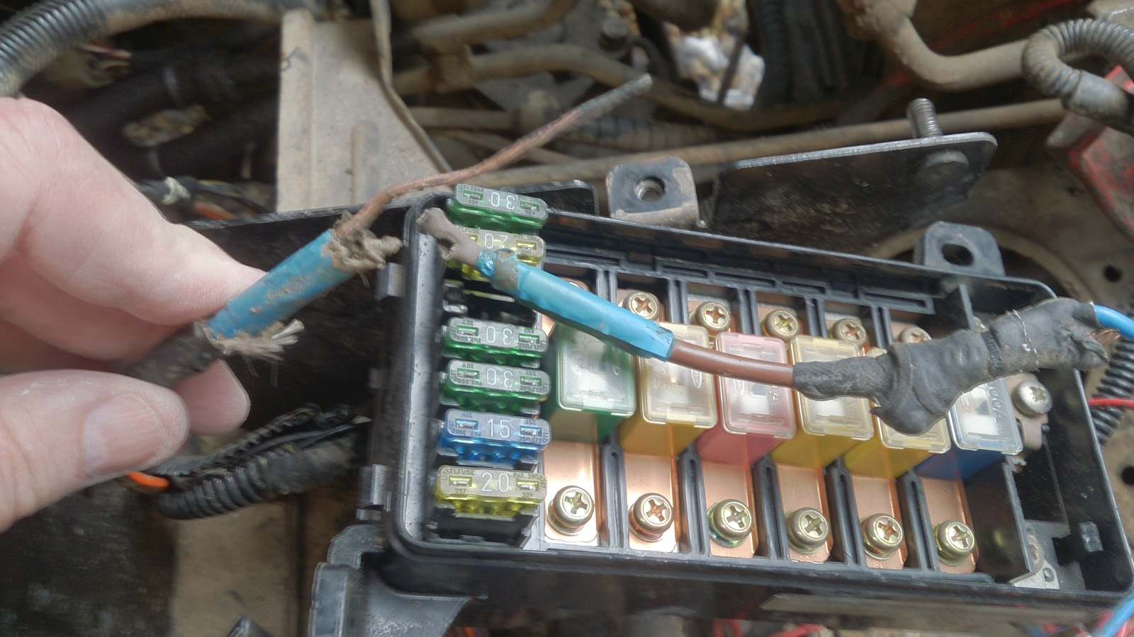 Glow plug circuit landyzone land rover forum get attachment 1g cheapraybanclubmaster Gallery