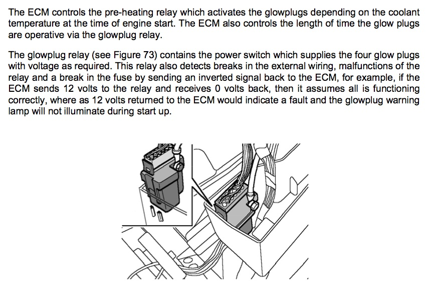 freelander td4 glow plugs not operating landyzone land rover forum freelander td4 fuse box diagram at panicattacktreatment.co