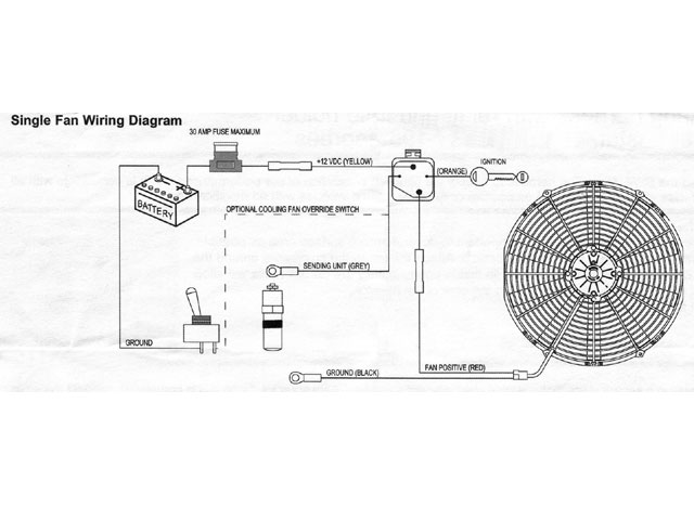kenlowe fan wiring diagram   26 wiring diagram images