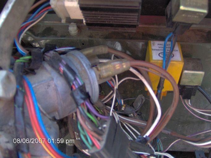 Urgent Ignition Wiring Help Landyzone Land Rover Forum