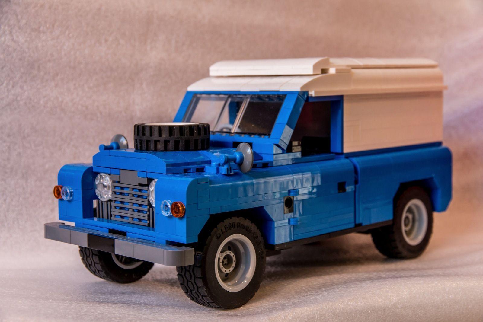 lego land rover page 3 landyzone land rover forum. Black Bedroom Furniture Sets. Home Design Ideas