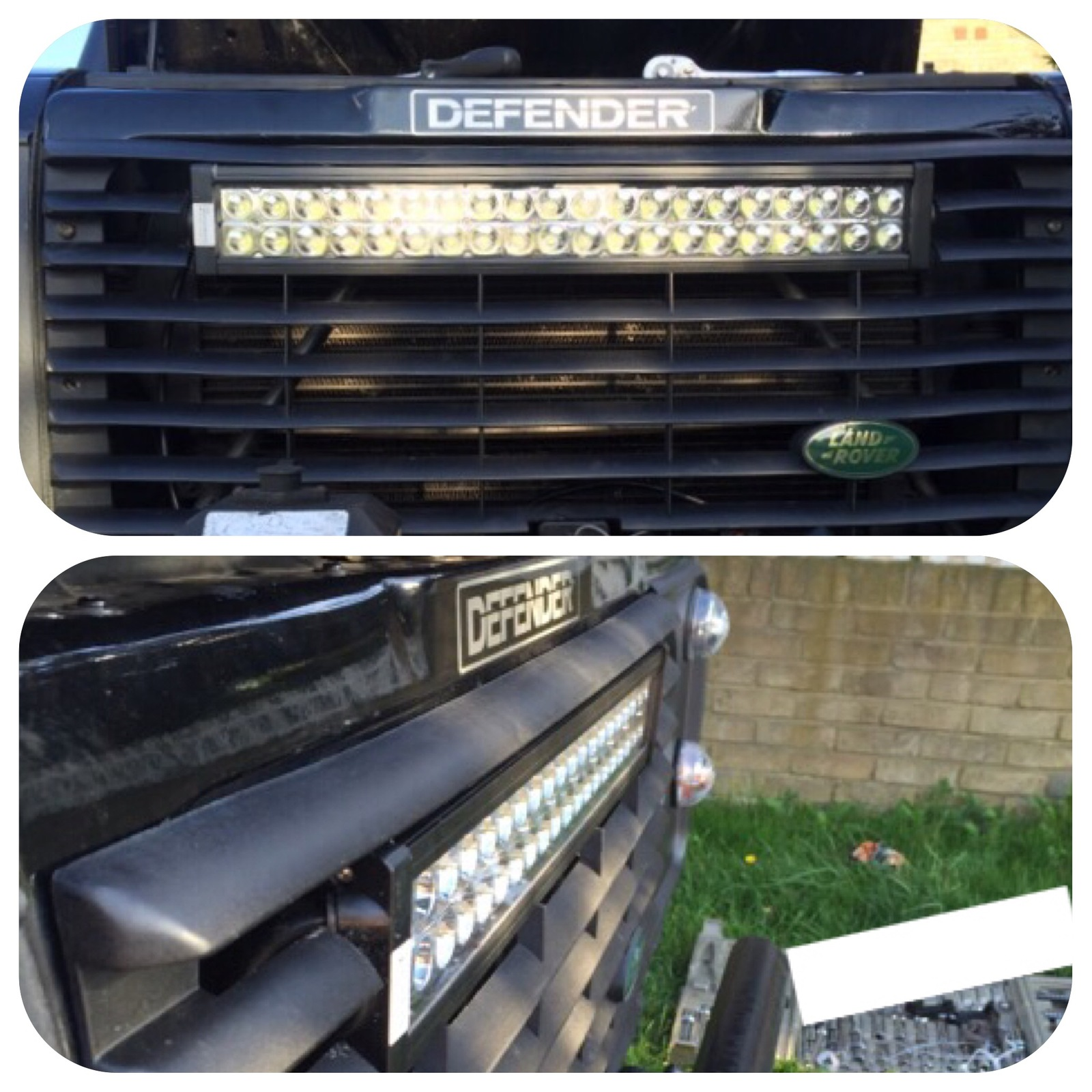 Is A Relay Needed For 120w Led Light Bar Landyzone Land Rover Forum Wiring No View Attachment 90842