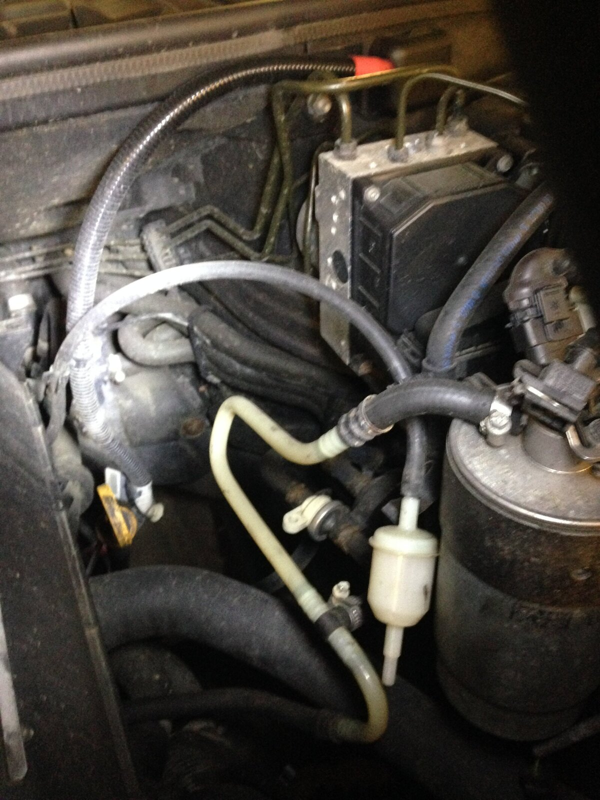 Land Rover Range Rover >> l322 td6 loose hoses and wires. Help | LandyZone - Land Rover Forum