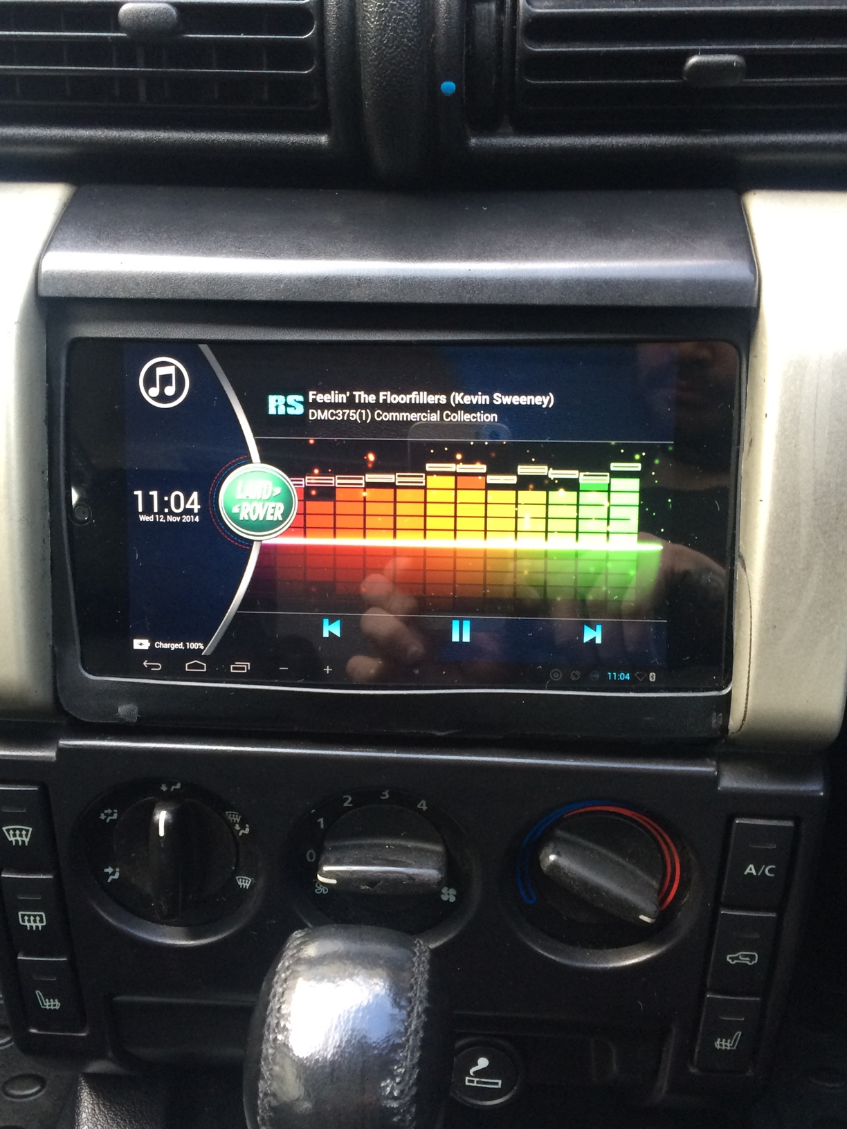 Single Din Or Double Din Stereo Landyzone Land Rover Forum