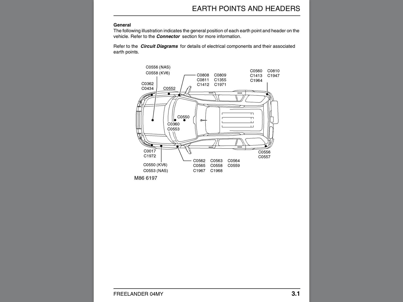 Freelander 1 Td4 Electrical Problem No Start Obd Power Land Rover Fuse Box Img 0388