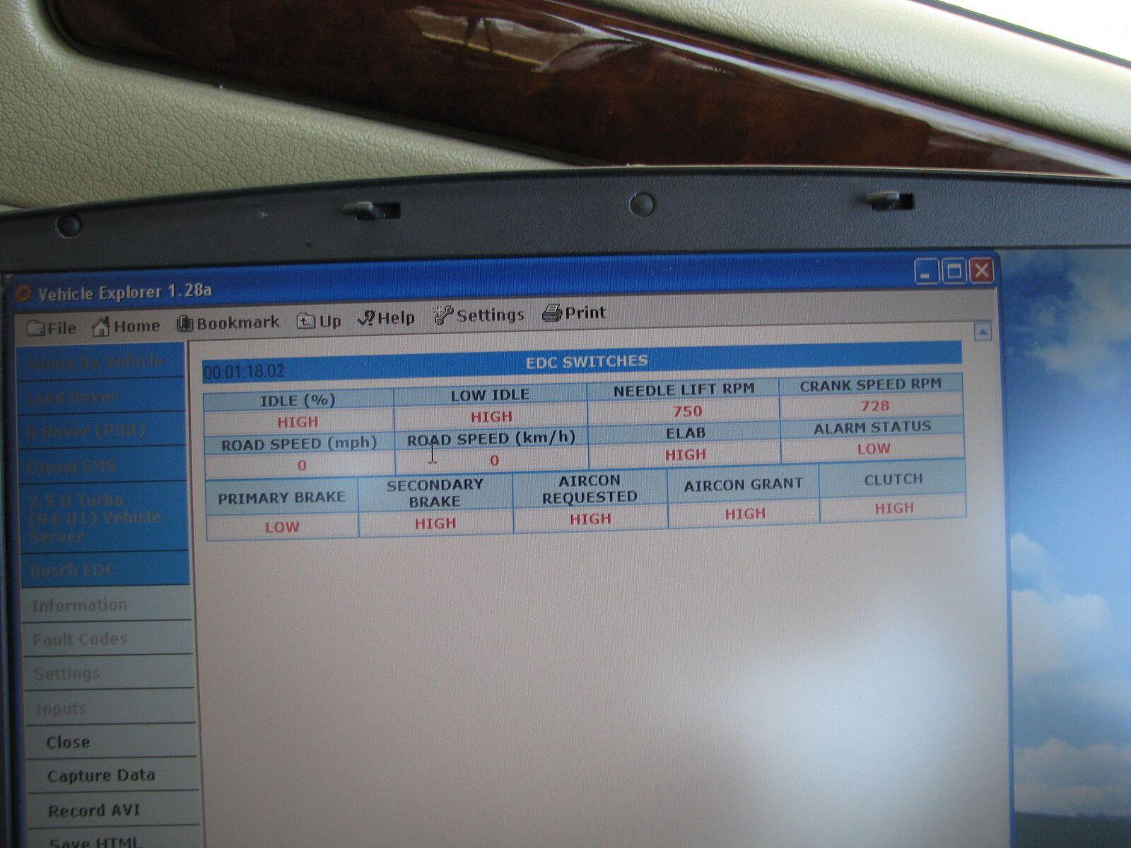 2 5 DSE Engine Diagnostic Fault finding help (Nano Evo2