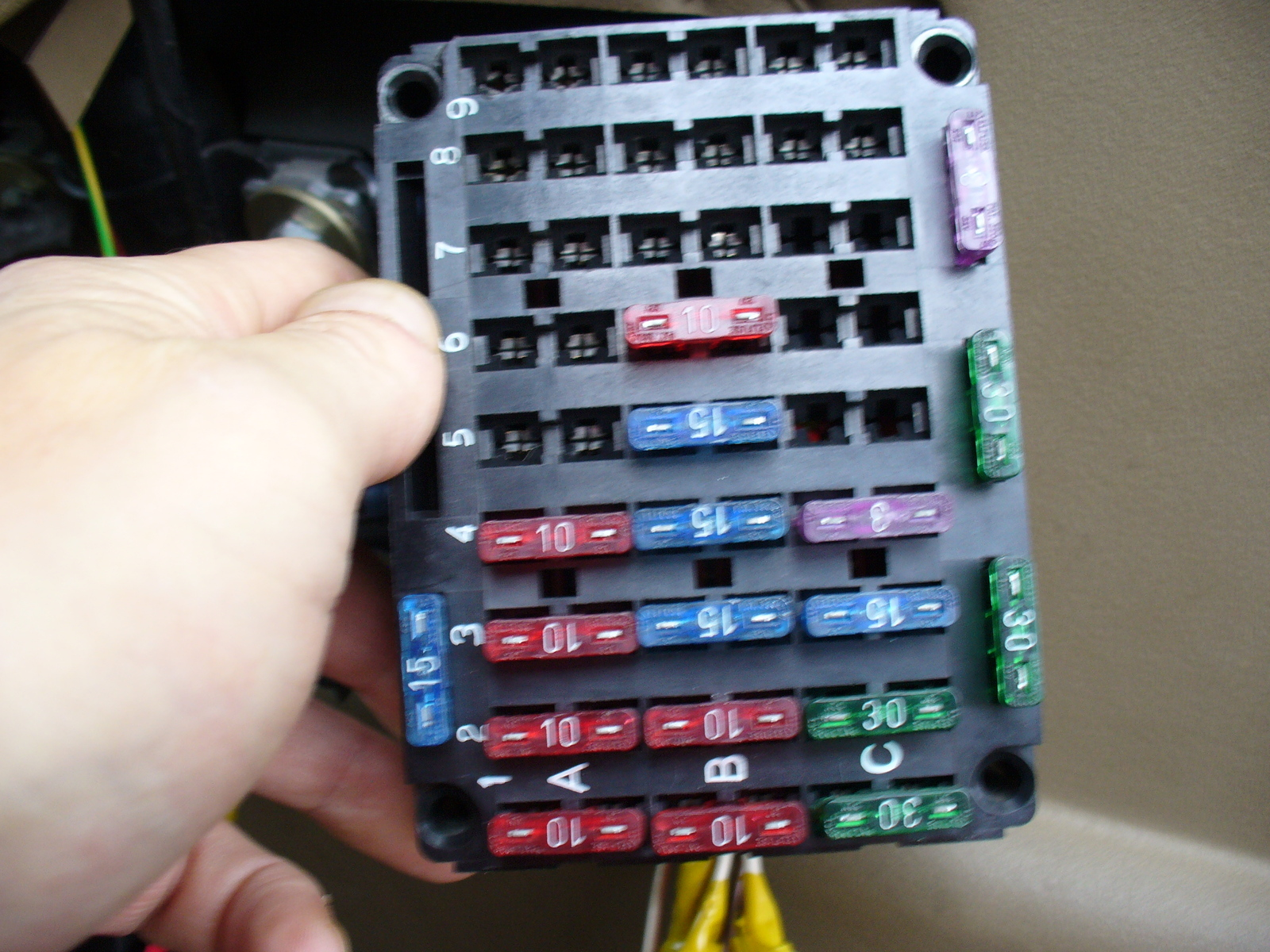 Land Rover Discovery 1 Fuse Box Product Wiring Diagrams \u2022 Land Rover  Discovery 2016 Fuse Box Land Rover Discovery