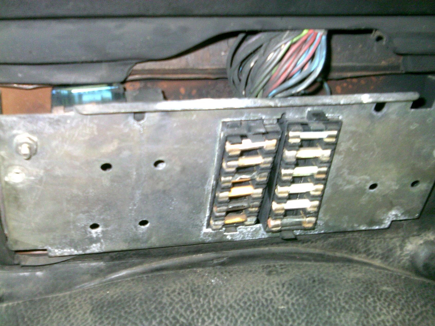 Land Rover Fuse Box Simple Wiring Diagram Options Auxiliary Series 3 Library