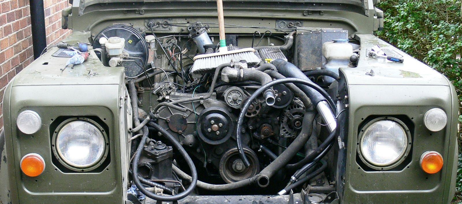 300tdi engine conversion