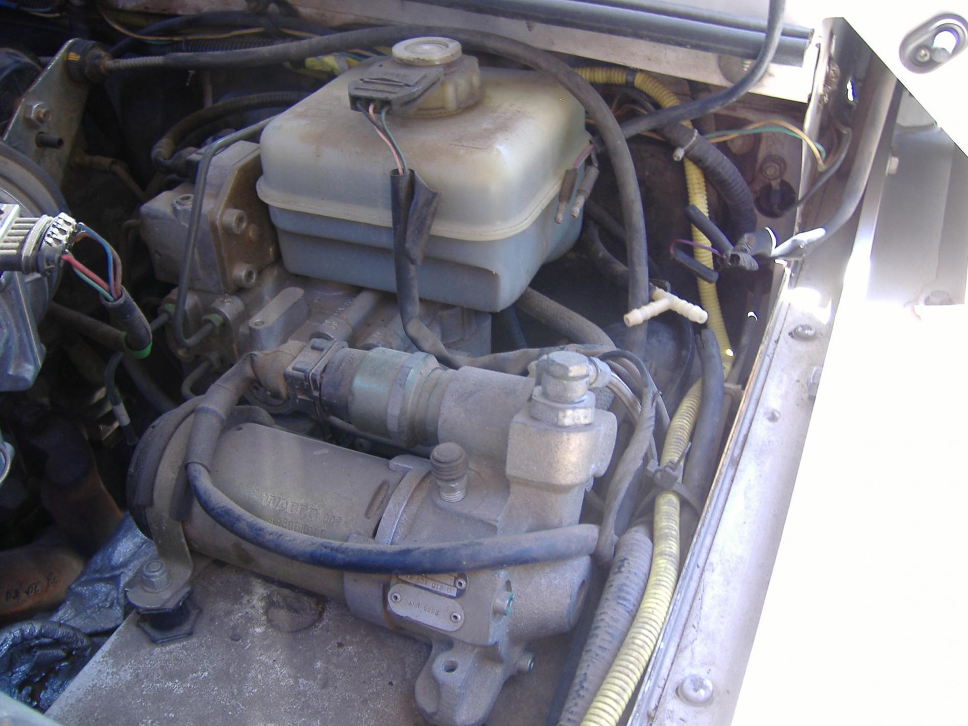 1994 Range Rover not on level