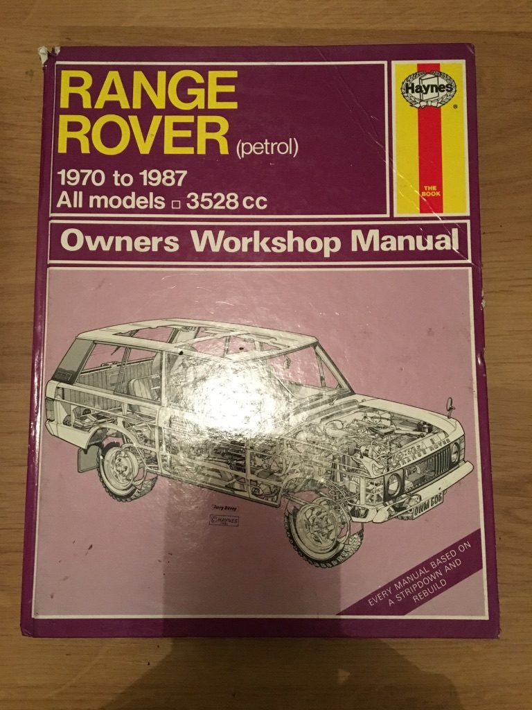 Rrc 1985 86 Wiring Diagram Landyzone Land Rover Forum 89 Range Fuse Box I Have Two Old Haynes Manuals That Might What You Need Plus Maybe Diagrams In The Lr Workshop Manual Although This One Is Specific