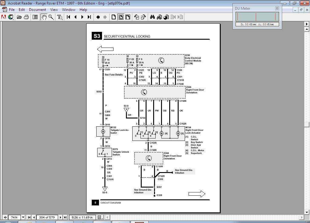 p38 door lock wiring code landyzone land rover forum range rover p38 becm wiring diagram at gsmportal.co