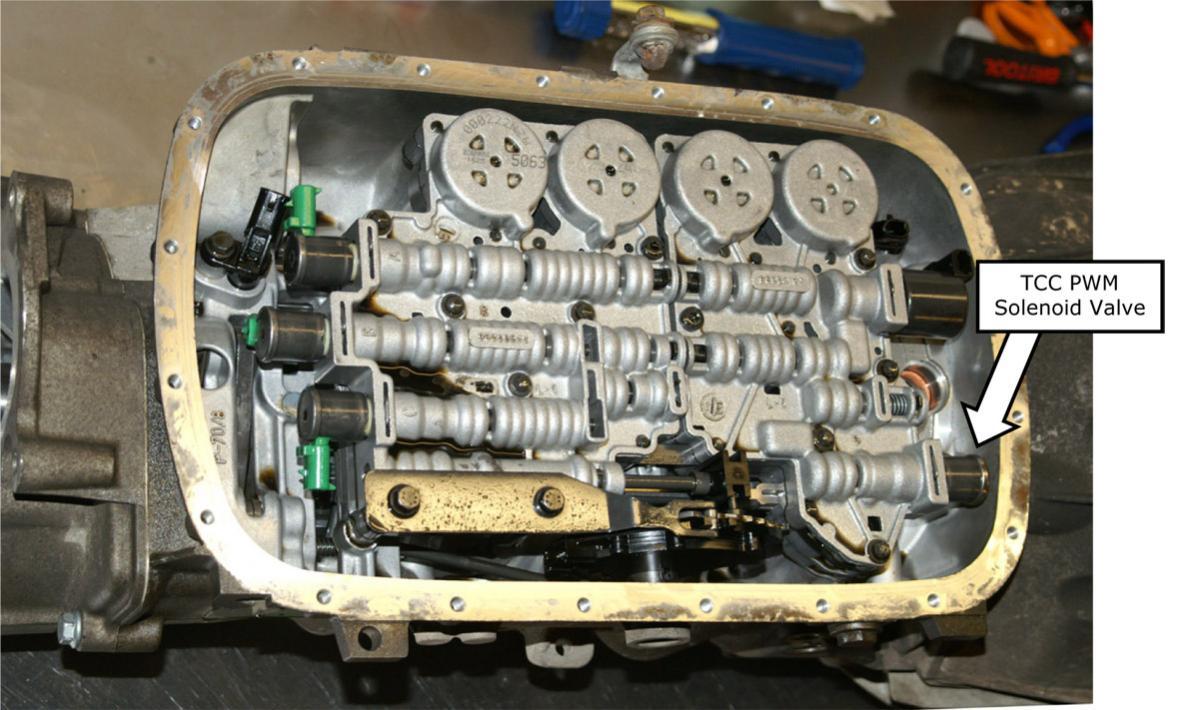 L322 TD6 Gearbox Slipping | LandyZone - Land Rover Forum