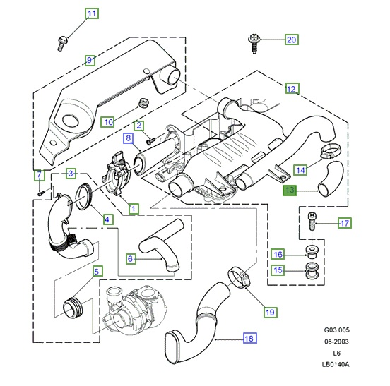 freelander td4 engine bay diagram