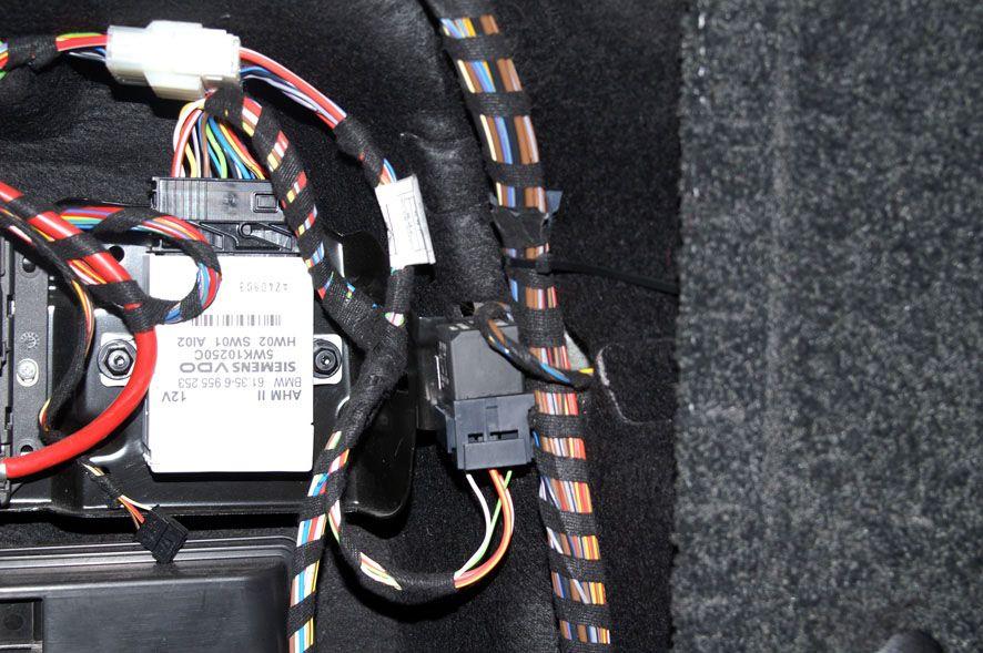 Towbar Relay Wiring Diagram