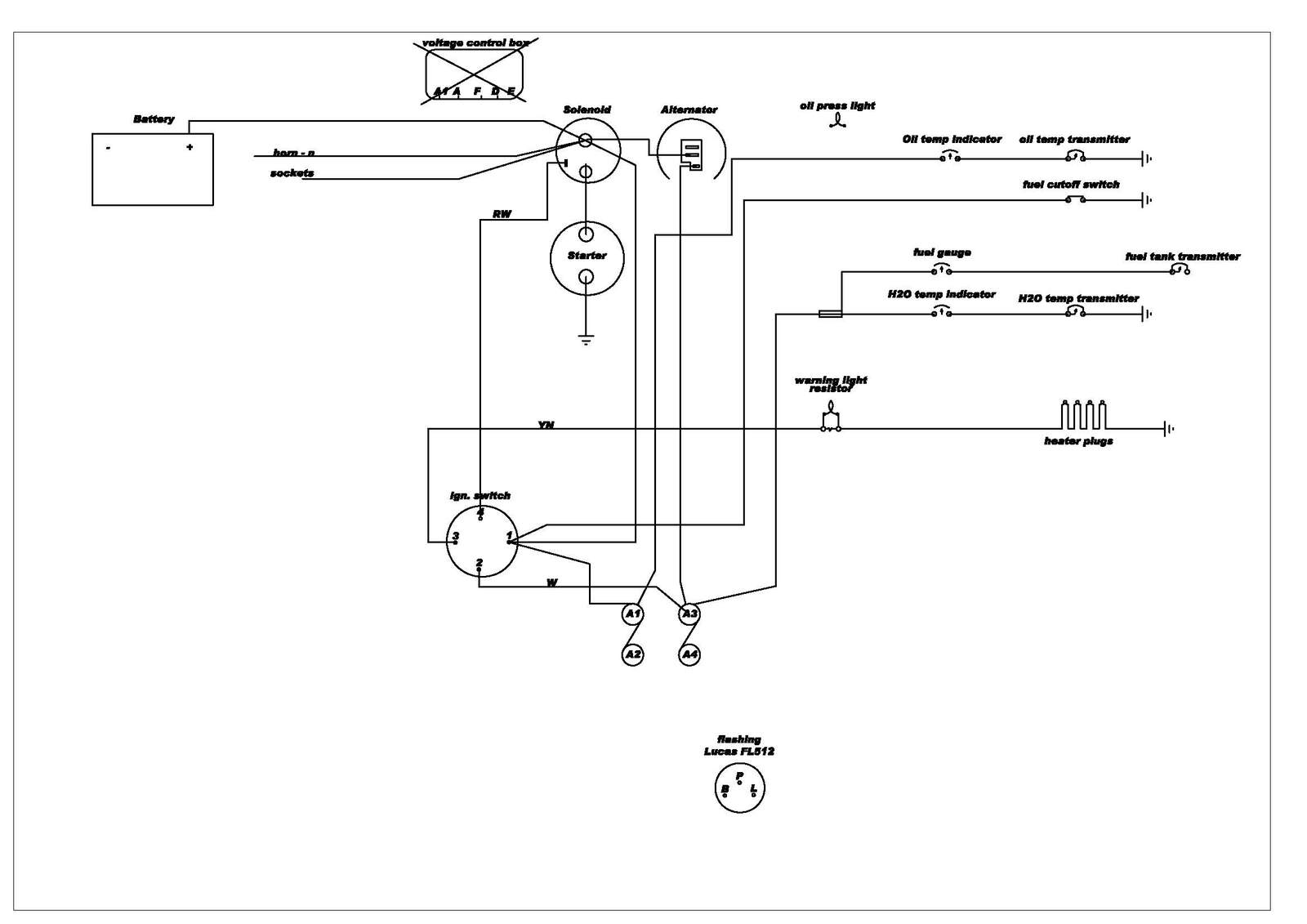 series 2a wiring challenge landyzone land rover forum land rover series 3 wiring loom diagram at bayanpartner.co
